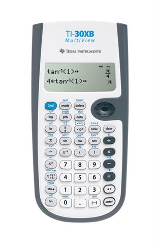 3243480017220 - Rekenmachine Texas Instruments TI-30XB Multiview