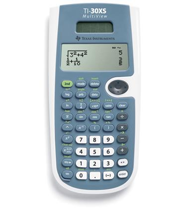 3243480017626 - Rekenmachine Texas Instruments ti-30xs multiview