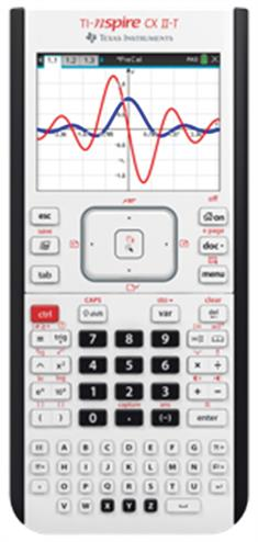 3243480102506 - Rekenmachine Texas Instruments TI-Nspire CX