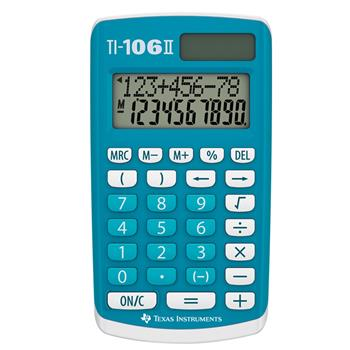 3243480104494 - Rekenmachine Texas Instruments ti-106