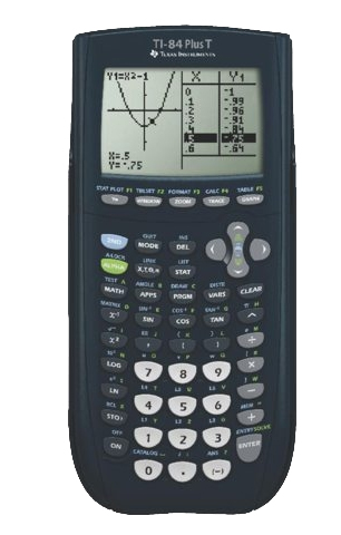 3243480105446 - Rekenmachine Texas Instruments TI-84 plus T