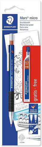 4007817775073 - Staedtler vulpotlood 0,5 mm + vulling