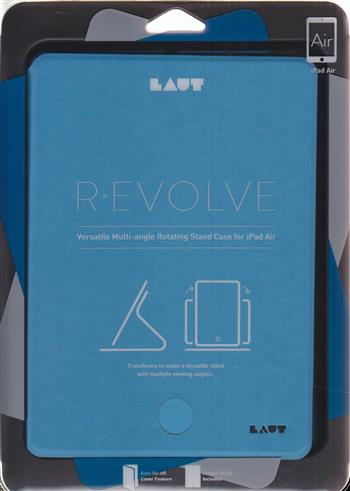 4897026432733 - Revolve Blue iPad Air