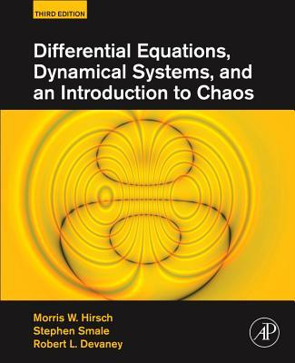 9780123820105 - Differential Equations, Dynamical Systems, and an Introduction to Chaos