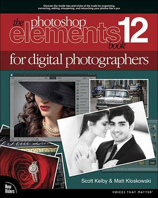9780133489019 - Photoshop Elements 12 Book for Digital Photographers, The