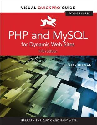 9780134301846 - PHP and MySQL for Dynamic Web Sites