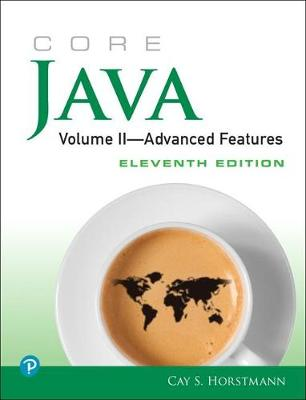 9780135166314 - Core Java, Volume II--Advanced Features
