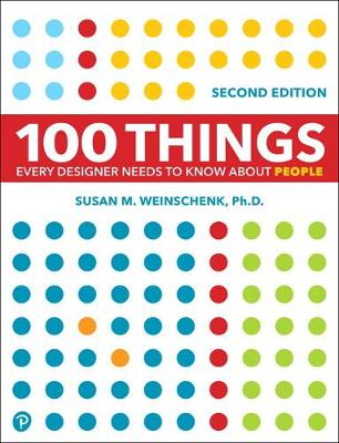 9780136746911 - 100 Things Every Designer Needs to Know About People