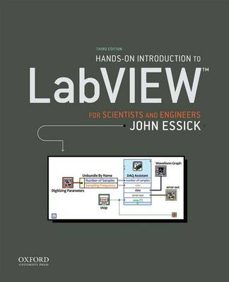 9780190211899 - Hands-On Introduction to LabVIEW for Scientists and Engineers