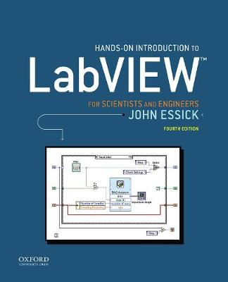 9780190853068 - Hands-On Introduction to LabVIEW for Scientists and Engineers