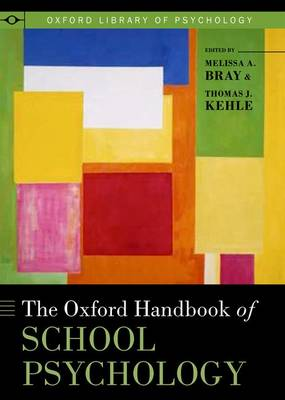 9780195369809 - The Oxford Handbook of School Psychology
