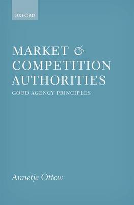 9780198733041 - Market and Competition Authorities