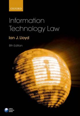9780198787556 - Information Technology Law