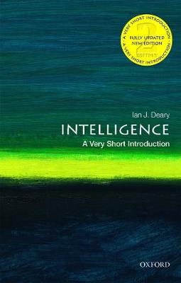 9780198796206 - Intelligence: A Very Short Introduction