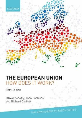 9780198807490 - The European Union: how does it work?