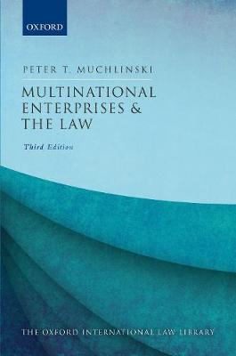 9780198824145 - Multinational Enterprises and the Law