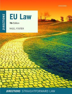 9780198853909 - EU Law Directions