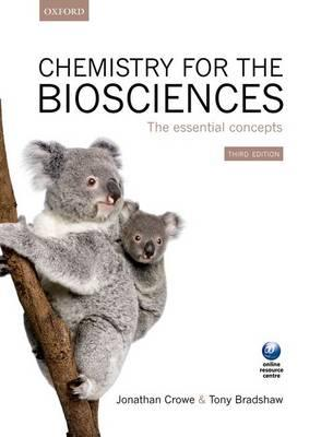 9780199662883 - Chemistry for the Biosciences : The Essential Concepts