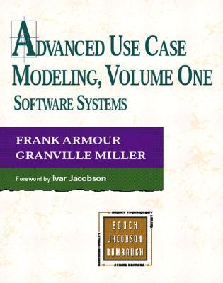 9780201615920 - Advanced use case modelling vol 1 software systems