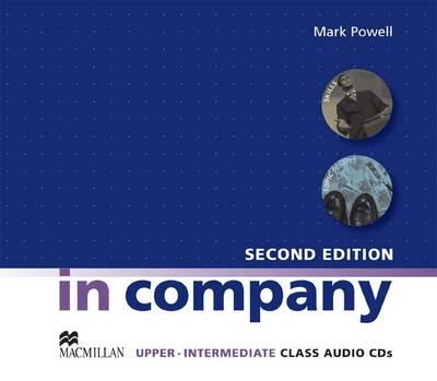 9780230717268 - In Company Upper Intermediate: Class Audio Cd