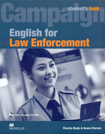 9780230732582 - Campaign english for law enforcement (+ cd-rom)