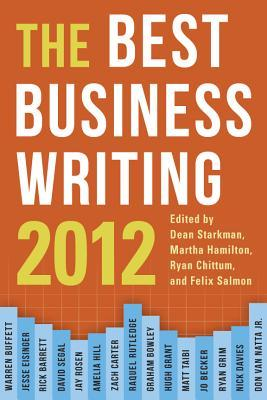 9780231160735 - The best business writing 2012