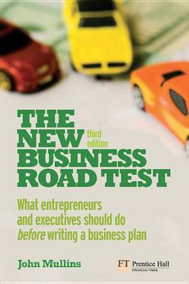 9780273748908 - The New Business Road Test