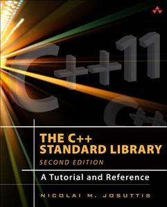 9780321623218 - The c++ standard library 2nd 2012 a tutorial and reference