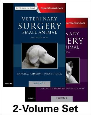 9780323320658 - Veterinary Surgery: Small Animal Expert Consult: 2-Volume Set