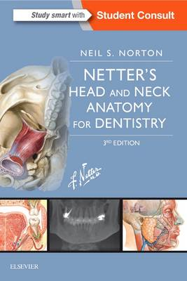 9780323392280 - Netter's Head and Neck Anatomy for Dentistry