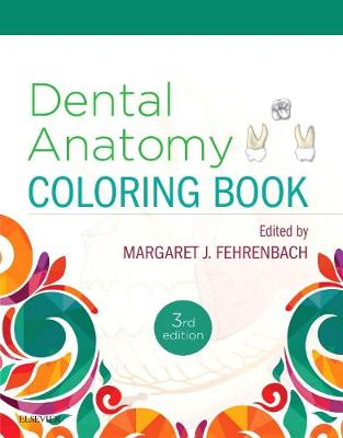 9780323473453 - Dental Anatomy Coloring Book