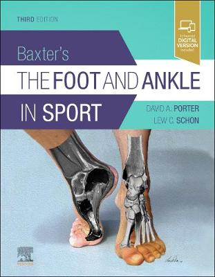 9780323549424 - Baxter's The Foot And Ankle In Sport