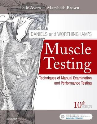 9780323569149 - Daniels and Worthingham's Muscle Testing