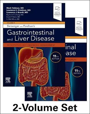 9780323609623 - Sleisenger and Fordtran's Gastrointestinal and Liver Disease- 2 Volume Set: Pathophysiology, Diagnosis, Management