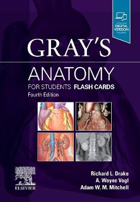 9780323639170 - Gray's Anatomy for Students Flash Cards