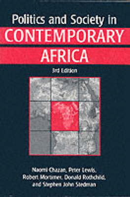 9780333694756 - Politics and society in contemporary africa