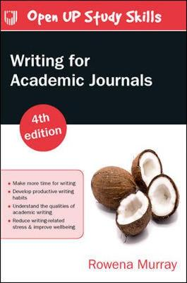 9780335248407 - Writing for Academic Journals