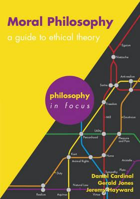9780340888056 - Moral philosophy: a guide to ethical theory