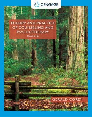 9780357671429 - Theory and Practice of Counseling and Psychotherapy, Enhanced