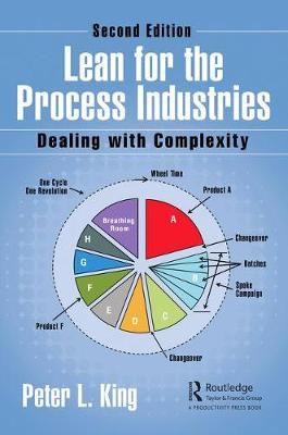 9780367023324 - Lean for the Process Industries