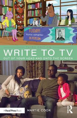 9780367338138 - Write to TV: Out of Your Head and onto the Screen
