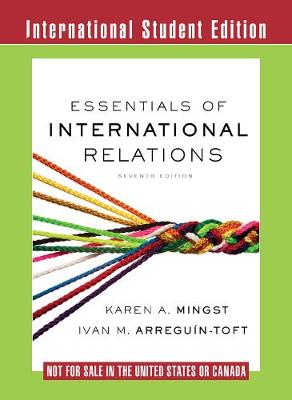 9780393617276 - Essentials of International Relations ISE