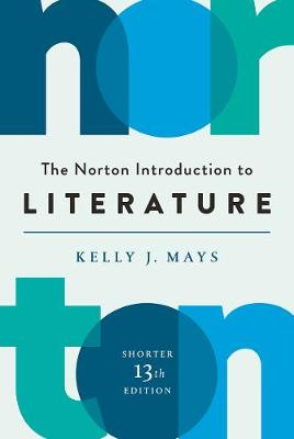 9780393664942 - The Norton Introduction to Literature