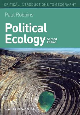 9780470657324 - Political ecology, A critical Introduction