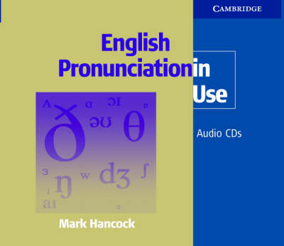 9780521006590 - English pronunciation in use audio cd set