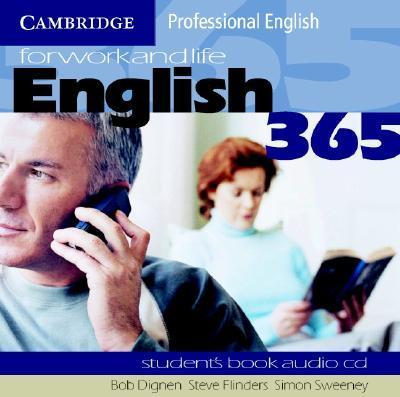 9780521753661 - English365 1 audio cd set for work and life