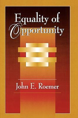 9780674004221 - Equality of Opportunity