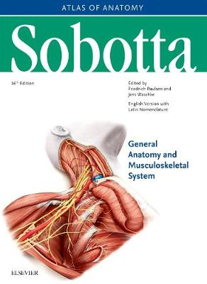 9780702052699 - Sobotta Atlas of Anatomy, Vol.1,English/Latin: General Anatomy and Musculoskeletal System