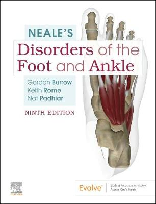 9780702062230 - Neale's Disorders of the Foot and Ankle