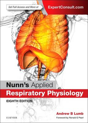 9780702062940 - Nunn's Applied Respiratory Physiology
